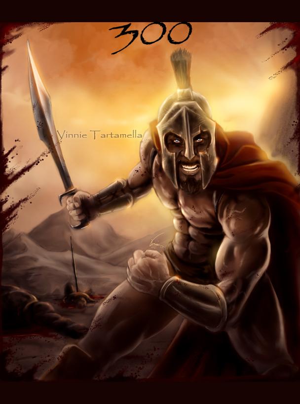 This is Spartaaaaaa by VinRoc