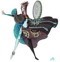 Midna by ishimaru-miharu