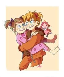 SP: siblings by ishimaru-miharu