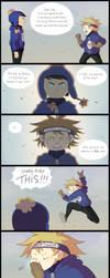 SP: Epic Battle by ishimaru-miharu