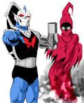 Hordak and Shadow Weaver