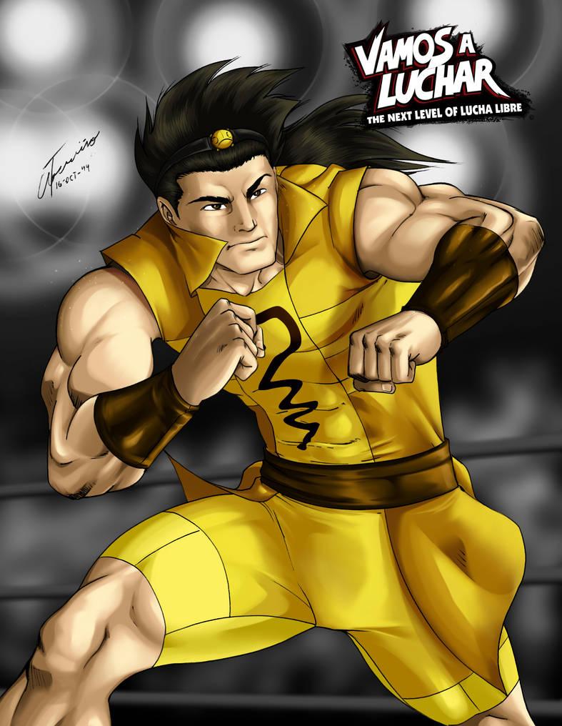 GRAN MAYA - Round 1 Let's Fight!