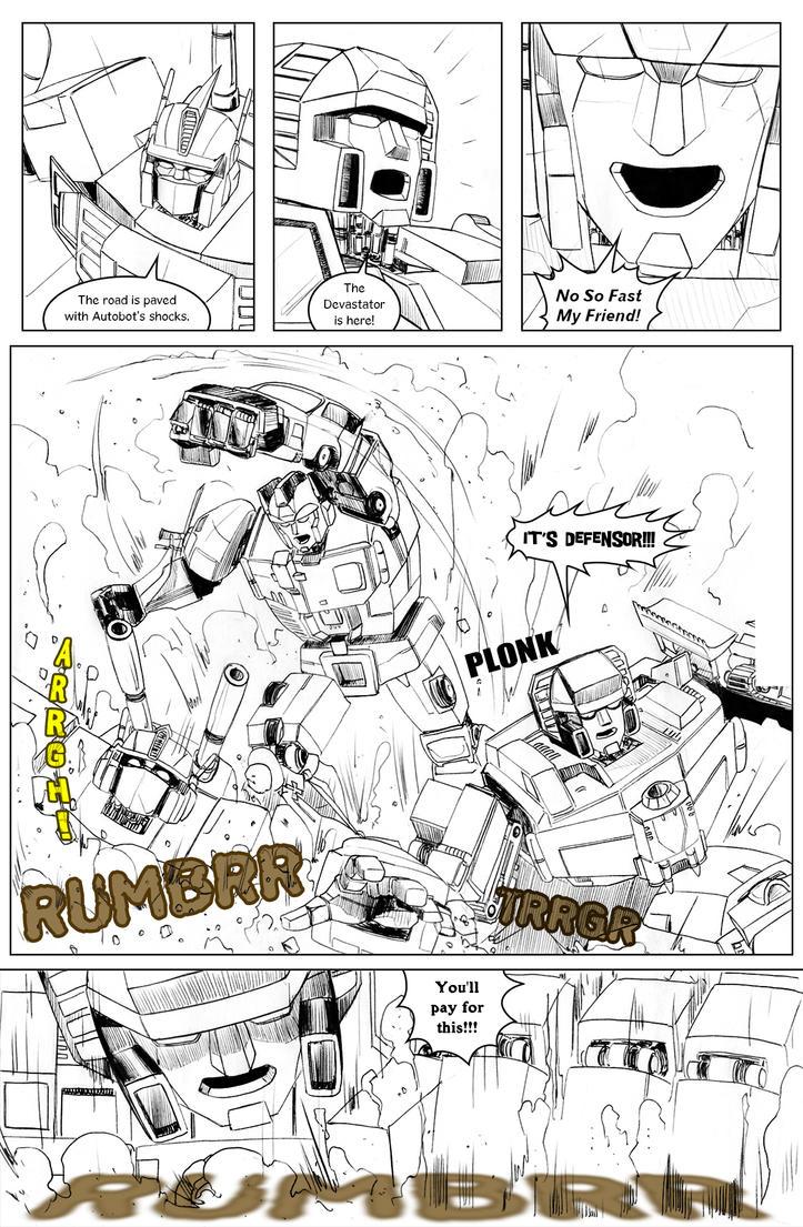 DESERT MYSTERY - PAGE 29 by Albert217