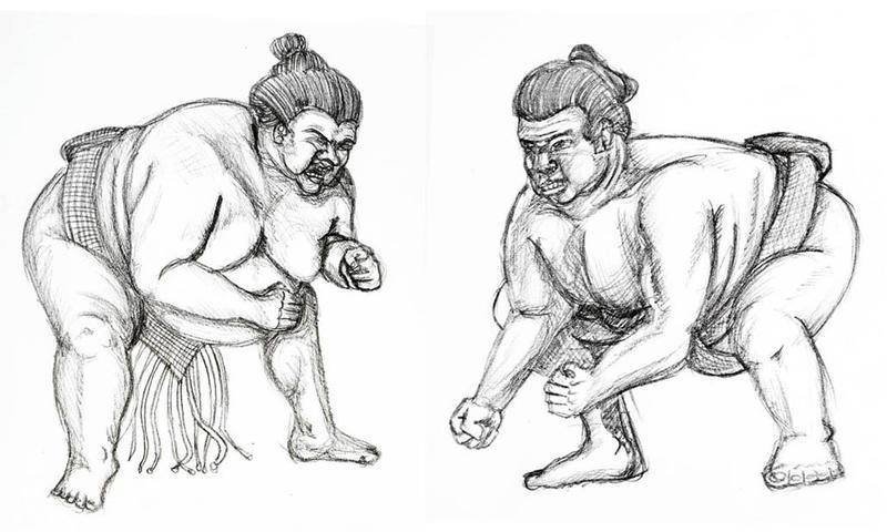 The Blog of Brian Neong San: Sumo