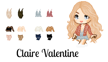 Claire Couture for Fall by Claire-Valentine