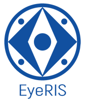 EyeRIS logo 1 by hayenmill