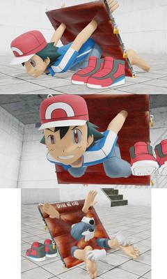 Ash feet tickle1