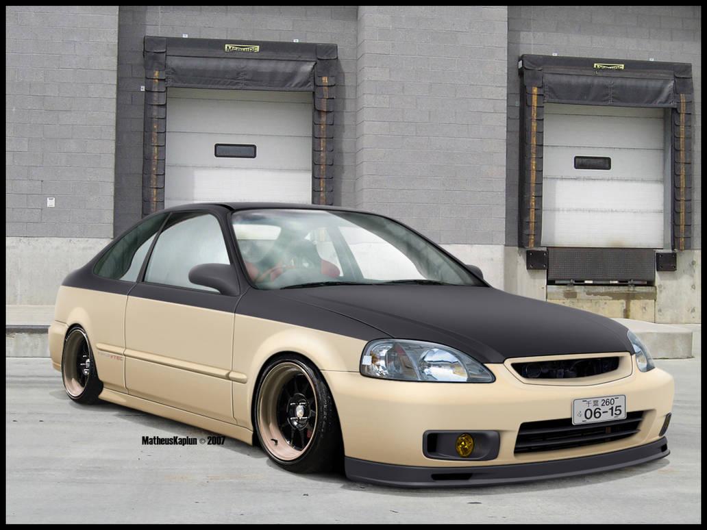 Honda Civic JDM