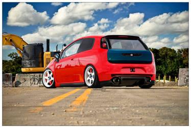 Fiat Punto DC Shoes RE