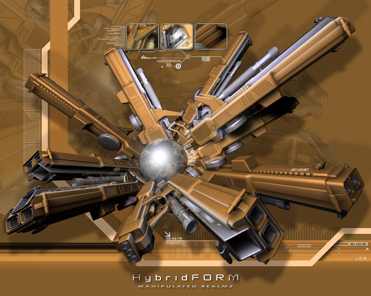 hybridFORM v02 by ManipulatedRealmz