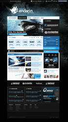 Esport Layout | for Sale