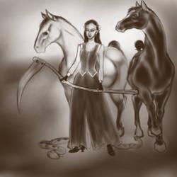 Wild West Witch