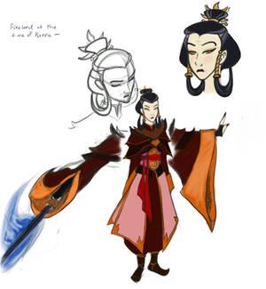 Zuko's Daughter