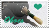 Oboe love - Stamp by Wishful-soul