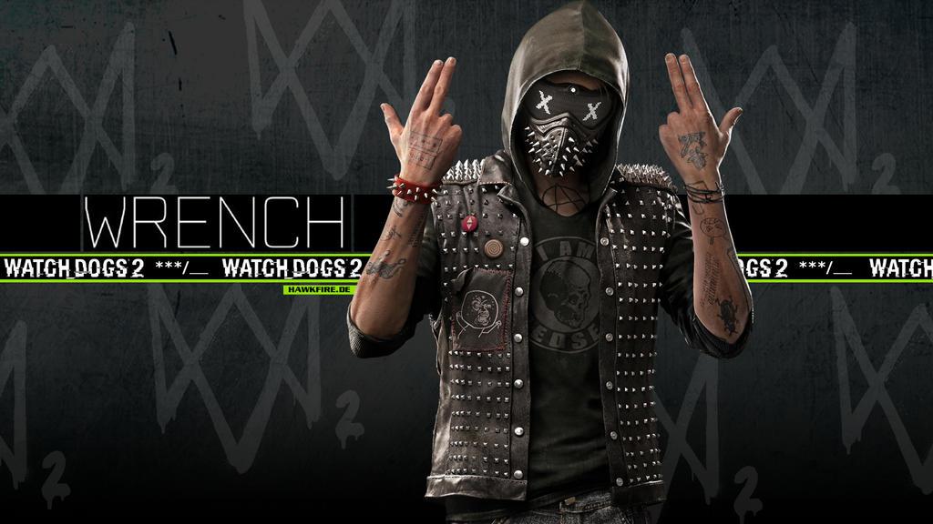 Watch Dogs 2 Wrench Fanart: Wrench Wallpaper By Hawkfire On DeviantArt