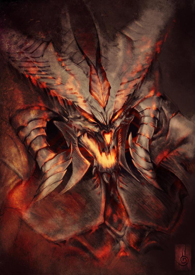 Diablo by muratgul