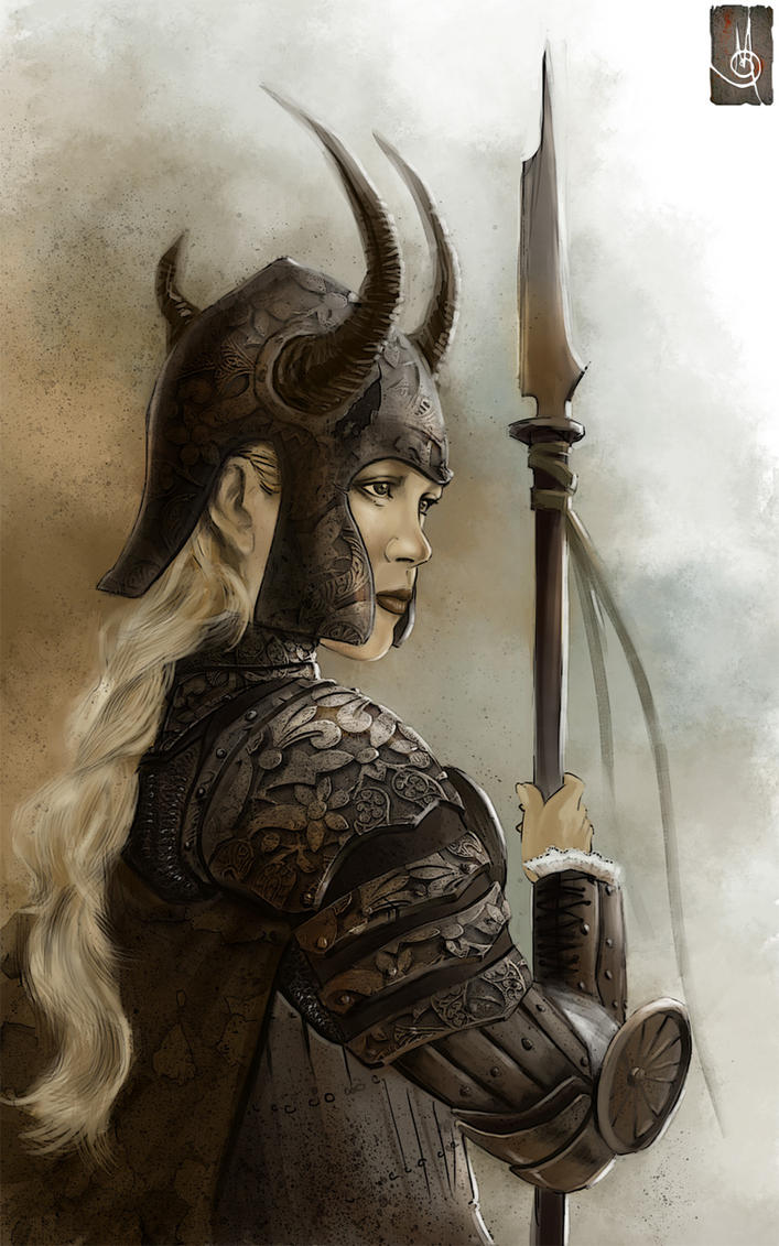 Warrior women fantasy art page 10 stormfront - Fantasy female warrior artwork ...