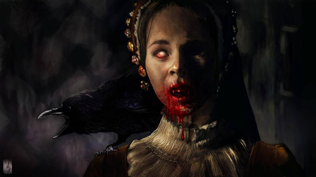 BloodThirsty by muratgul