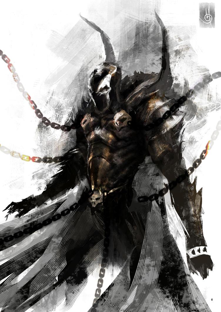 Hellspawn By Muratgul On DeviantArt