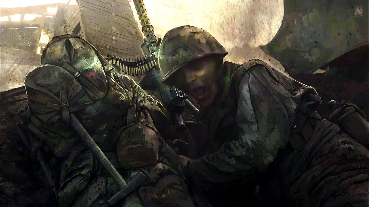 World War II by muratgul