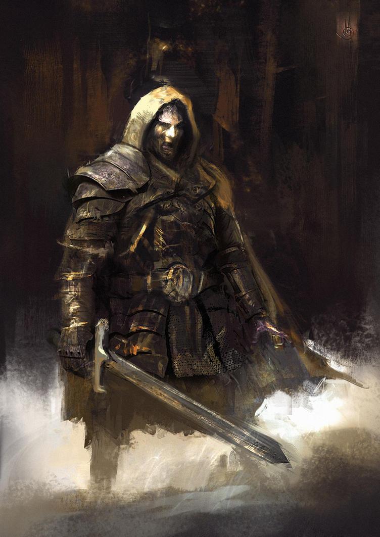 Warlock by muratgul