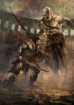 Bronn vs Giant