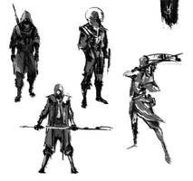 space warriors thumbnails