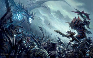 Armies of the Lich King by TLockwood