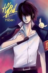 KHR:Hibari Kyoya by hippori