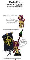 Makos Art meme- Cultist