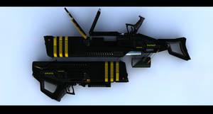 ISDF Pulse Rifle