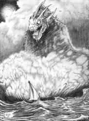 Dagon by willisrharrower