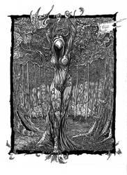 Linger too long (Chobek art trade) by willisrharrower