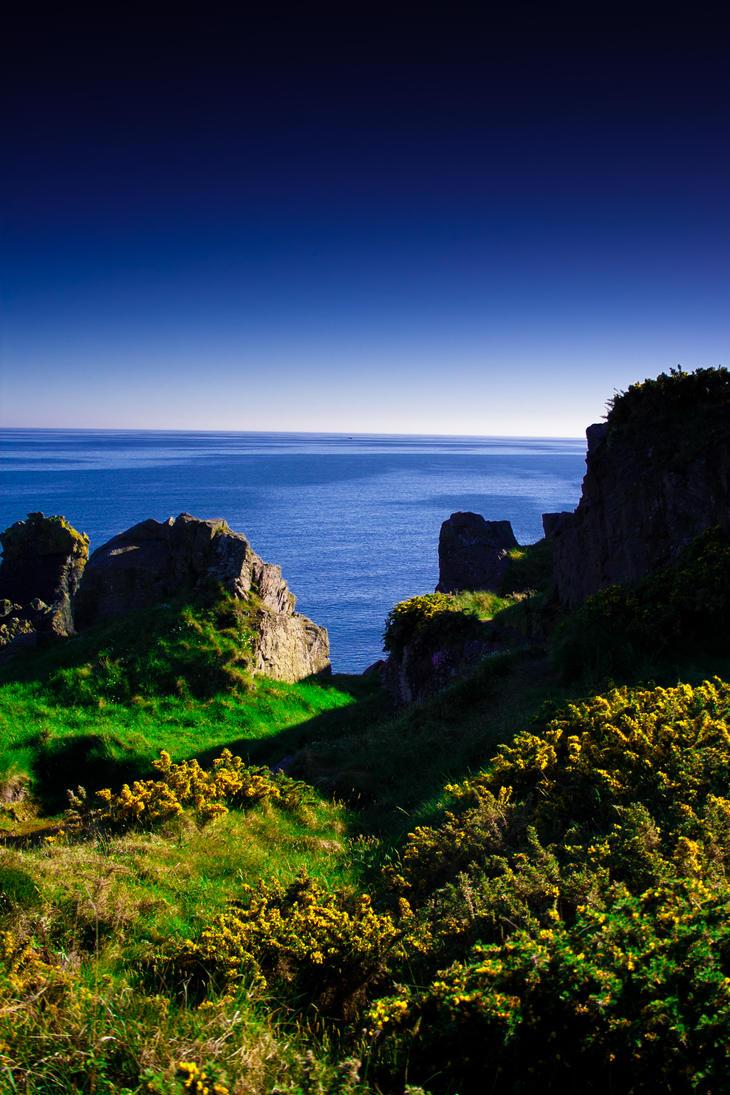 The Copper Cliffs by Sephorangelus