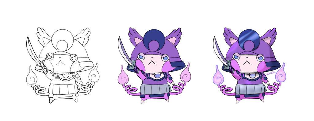 Yo-kaimon Process by HikiKai