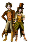 Steampunk EL e KIRIA