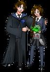 Ravenclaw EL e KIRIA + NORVY