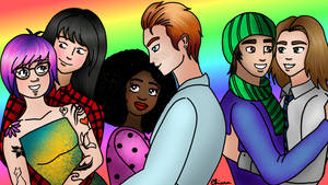 LOVE IS LOVE: TRIBUTE FOR ALL THE COUPLES