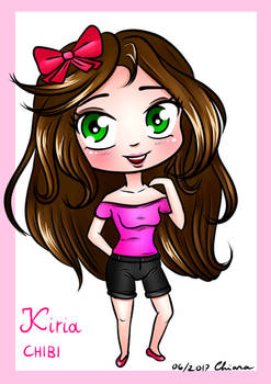 Draw your Original Character: Chibi