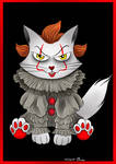 IT - Pennywise Cat Version (Norvywise)