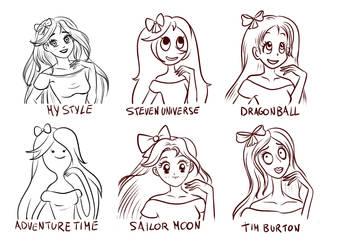 Style Challenge #1 by KiriaEternaLove