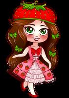 Kiria Fragola - Strawberry Girl by KiriaEternaLove