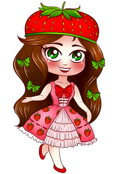 Kiria Fragola - Strawberry Girl