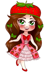 Kiria Fragola - Strawberry Girl by KiriaEternaLove