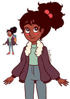 Connie with my style by KiriaEternaLove