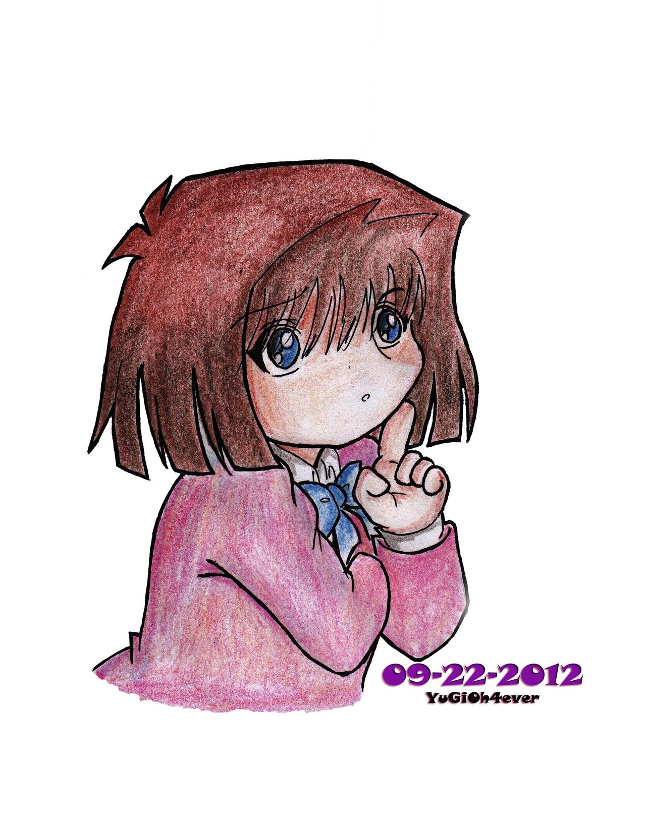 Anzu Chibi by YuGiOh4Ever