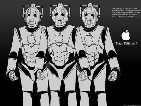 iCybermen by bushidohacks