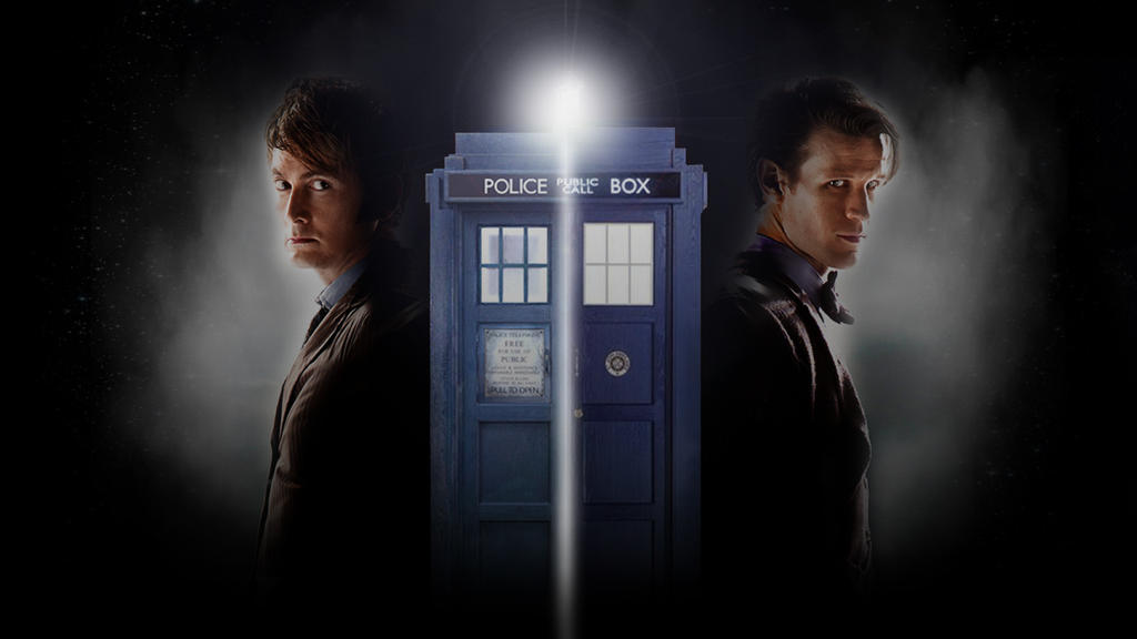 doctor who the day of the doctor poster parting by