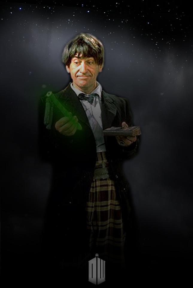 doctor who 2nd doctor by gingerjmez on deviantart