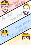 Achievement Hunter Kings Poster